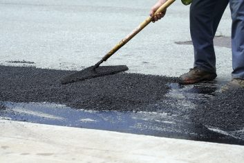 Pothole Repair, Crack Fills, Asphalt Repair in Virginia Beach