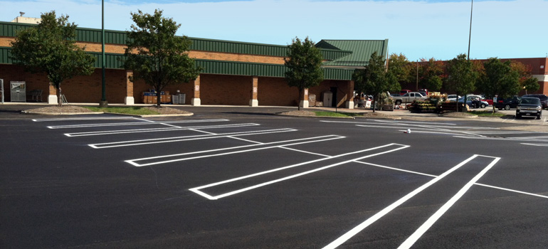Parking Lot Paving Virginia Beach Virginia - (757) 367-8795