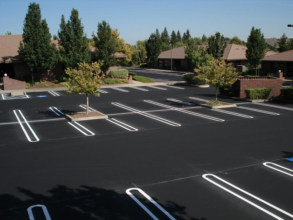 Parking Lot Striping in Virginia Beach, ADA Parking lot Compliance, Fire Land Striping, Handicap Parking
